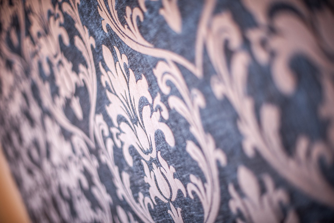 York House Hotel Fabric Close Up