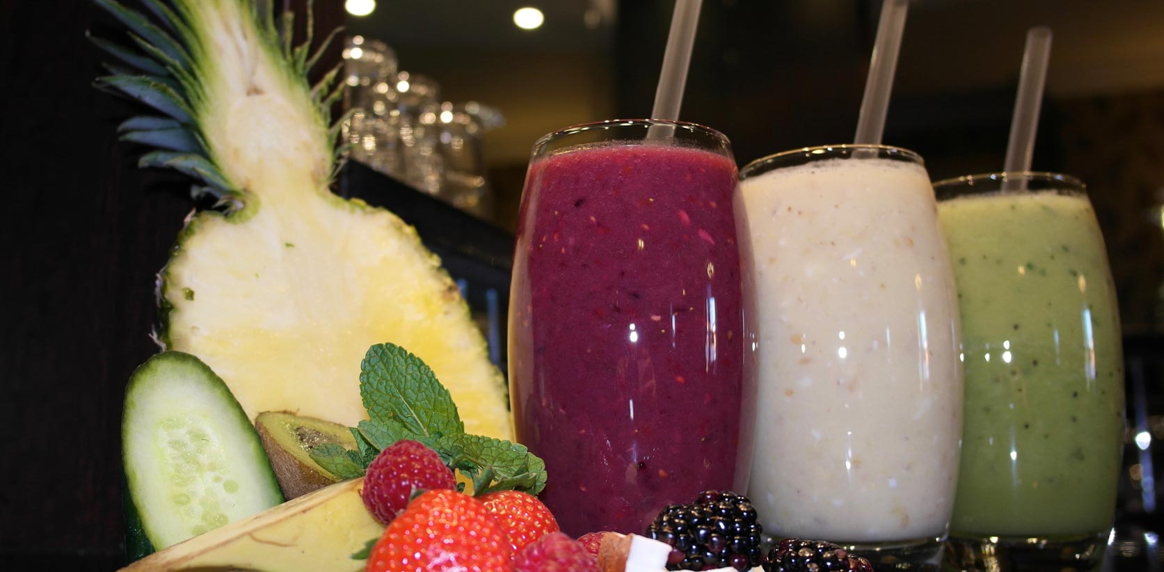 York House Hotel Smoothies